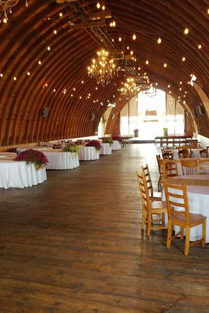 The Barn on Stoney Hill wedding Eau Claire