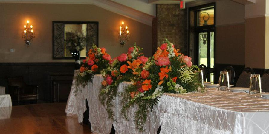 Hawk's Point Golf Club wedding Savannah