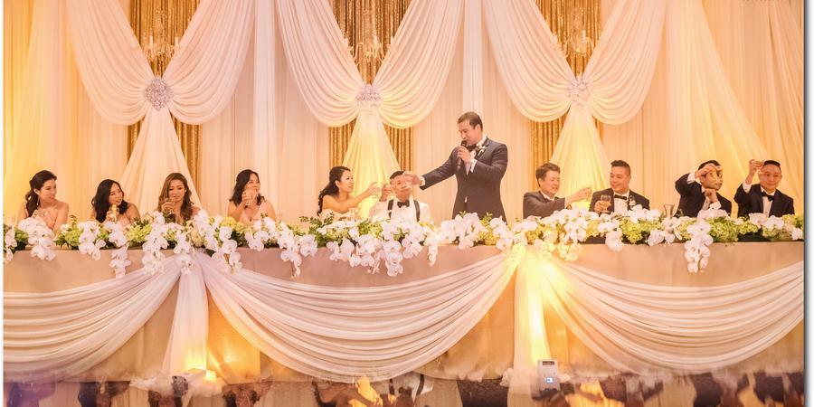 Villa Ragusa wedding South Bay