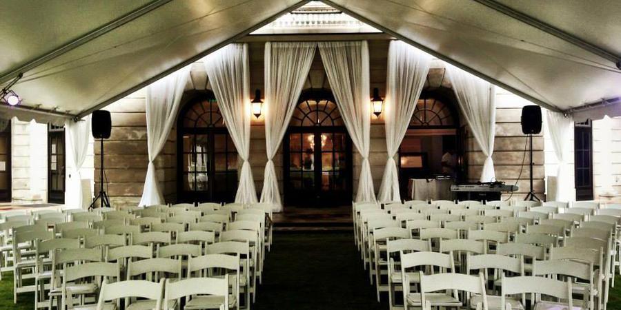 Millennium Gate Museum wedding Atlanta