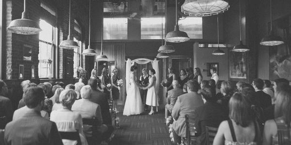 SqWires Restaurant wedding St. Louis