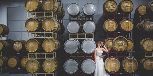 Hye Meadow Winery wedding Hill Country