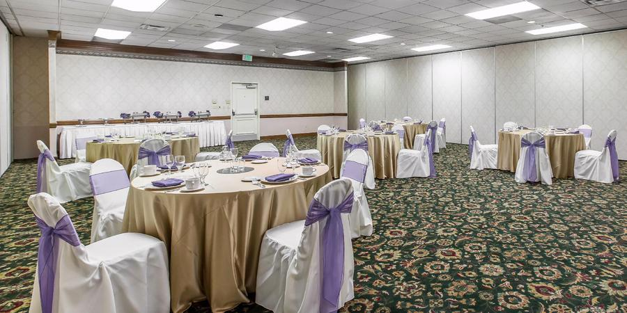 Clarion Hotel Anaheim Resort wedding Orange County