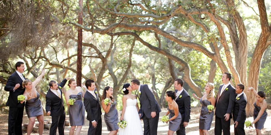 Oak Canyon Nature Center wedding Orange County