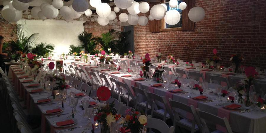 Monk Space wedding Los Angeles