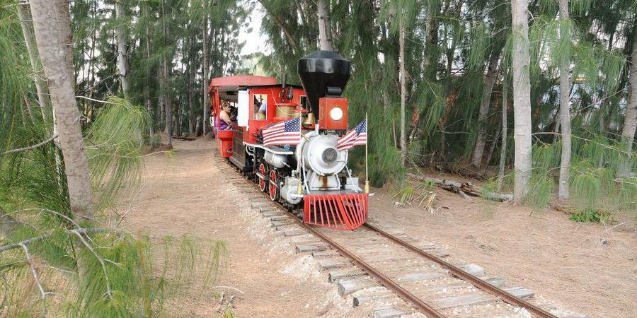 Gold Coast Railroad Museum wedding Miami