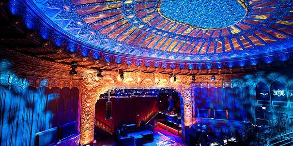 Belasco Theater wedding Los Angeles