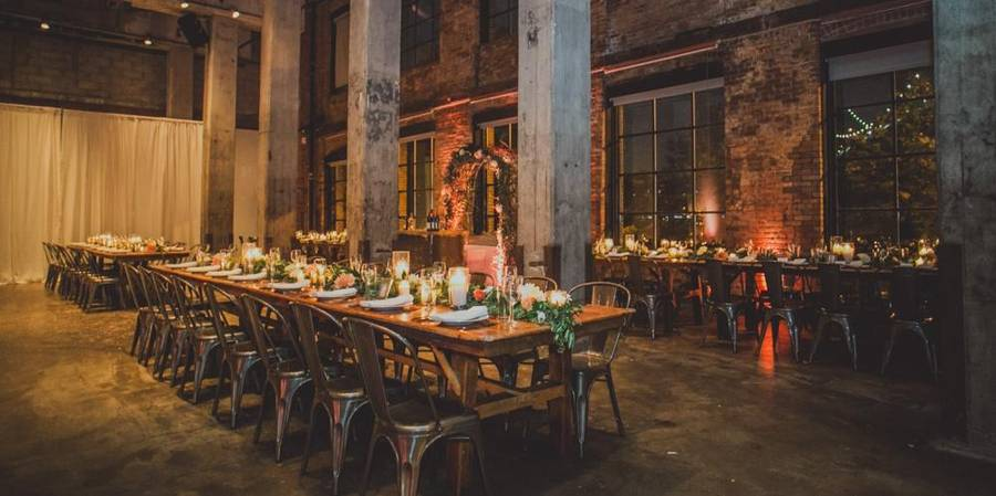 Smack Mellon Gallery wedding Manhattan