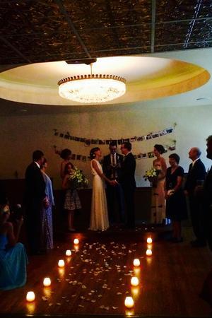 Humboldt and Jackson wedding Brooklyn