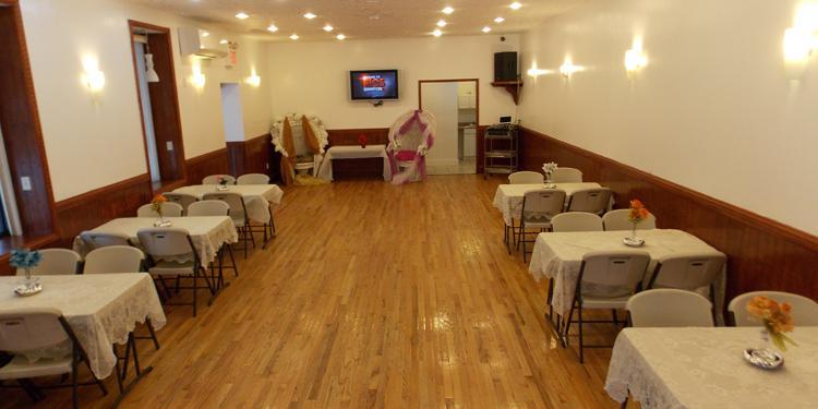 Cacin Hall wedding Brooklyn