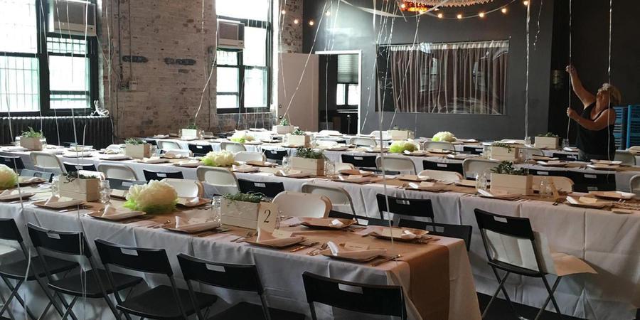 Loft172 wedding Brooklyn