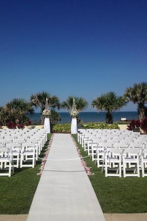 Hammock Beach Resort wedding Jacksonville