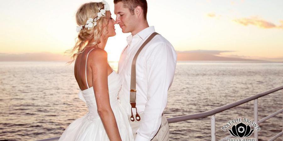 Pride of Maui wedding Maui