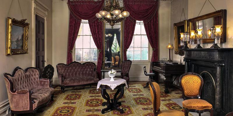 The Merchant's House Museum wedding Manhattan