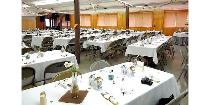 Jackson County Outdoor Club wedding Ann Arbor