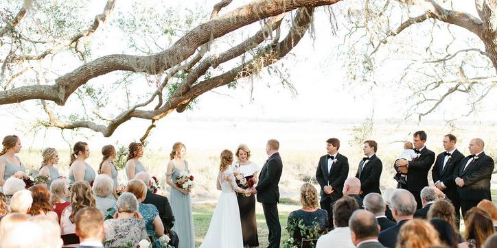 Musgrove Retreat wedding Savannah