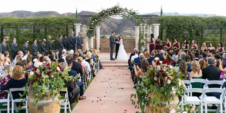 Fazeli Cellars wedding Inland Empire