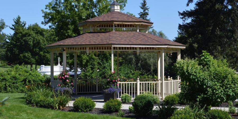 Cascades Manor House wedding Ann Arbor