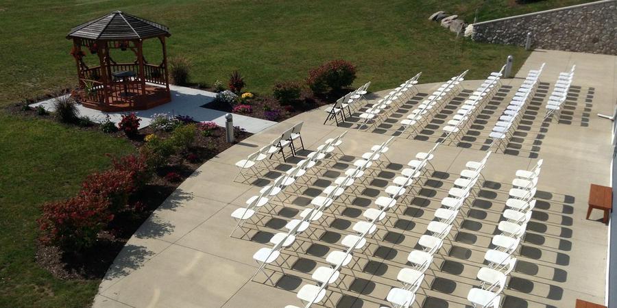 Orion Center wedding Detroit
