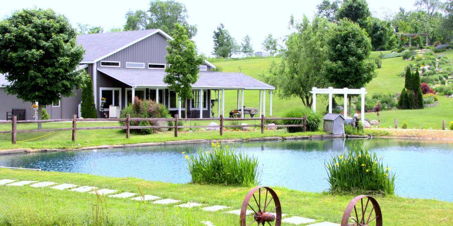 The Barn at Monterey Valley wedding Kalamazoo