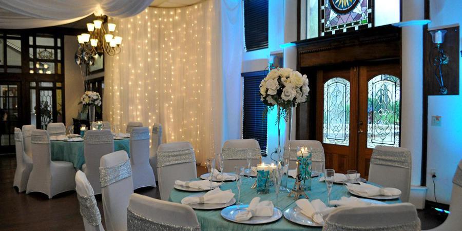 The Garden Ballroom wedding Orlando