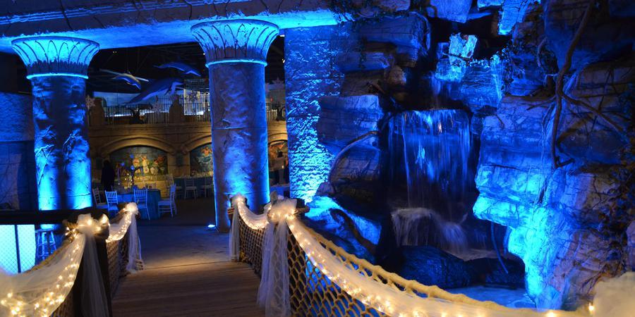 Atlantis Banquets Events Long Island Aquarium Venue Riverhead