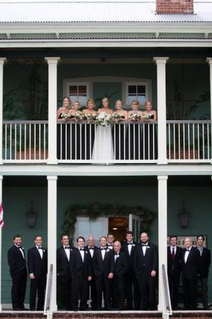 Lee House Bed and Breakfast wedding Northwest Florida