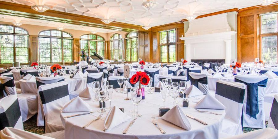 The University Club of Saint Paul wedding Minnesota