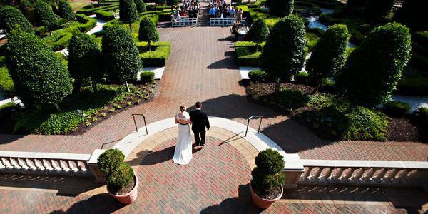 The Founders Inn and Spa wedding Virginia Beach