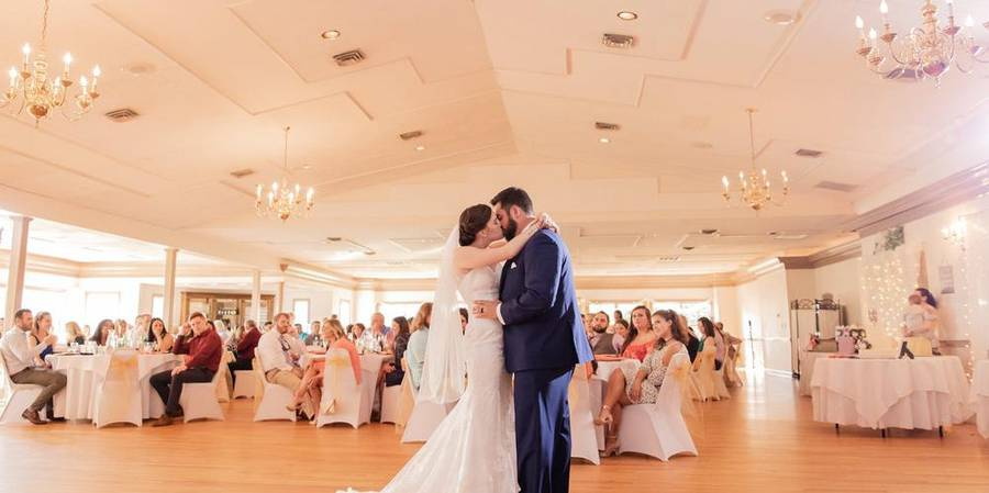 Bowling Green Country Club wedding Northern Virginia