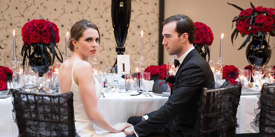 Mason and Rook Hotel wedding Washington DC