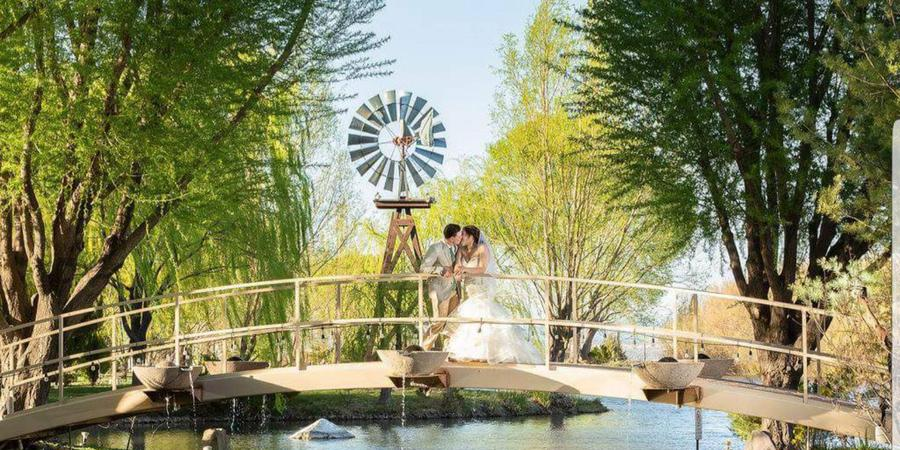 Windmill House wedding Sedona/Flagstaff