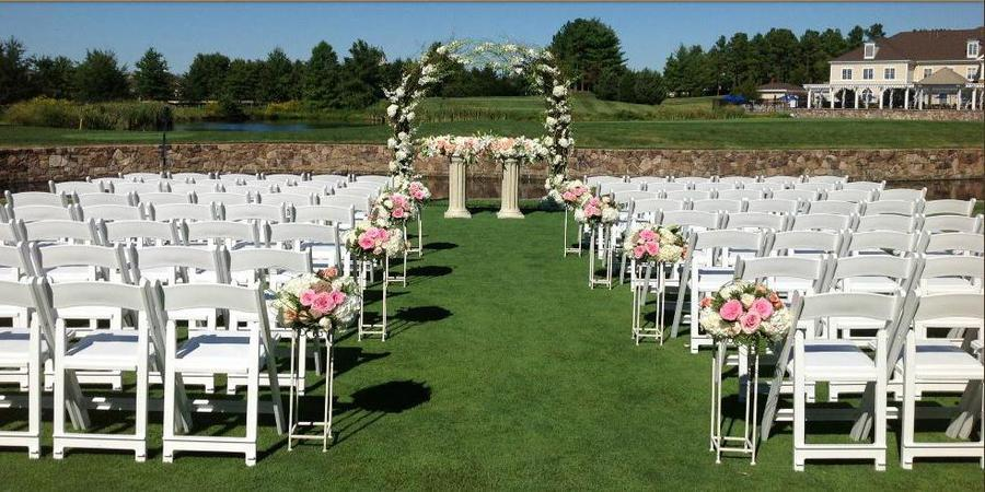 Dominion Valley Country Club wedding Northern Virginia