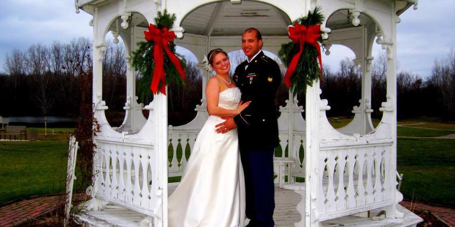 Meridian Historical Village Chapel wedding Lansing