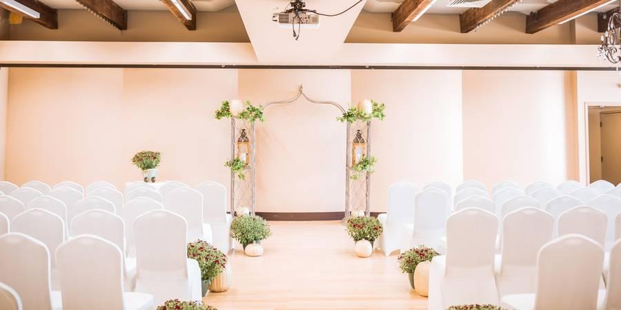 Frauenthal Center wedding Grand Rapids