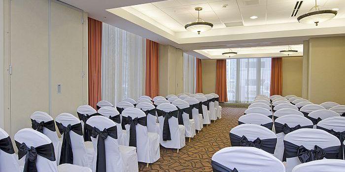 Hilton Garden Inn Downtown Indianapolis wedding Indianapolis/Central Indiana