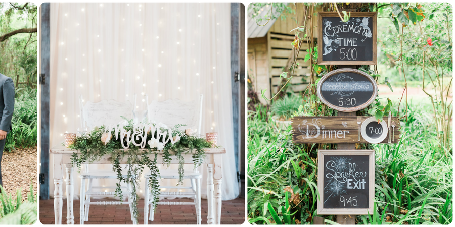 The Carriage House Stable at Cross Creek Ranch wedding Tampa