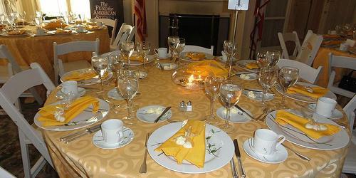 The Fund for American Studies wedding Washington DC