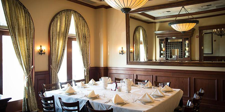 Maggiano's Little Italy - The Grove wedding Los Angeles