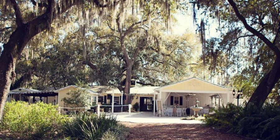 The French Country Inn at Cross Creek Ranch wedding Tampa
