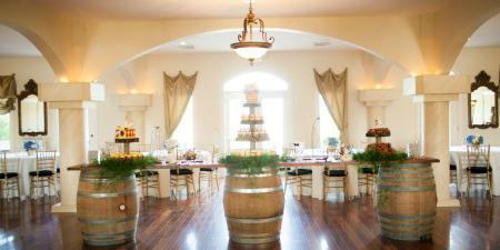 Crosskeys Vineyards wedding Charlottesville