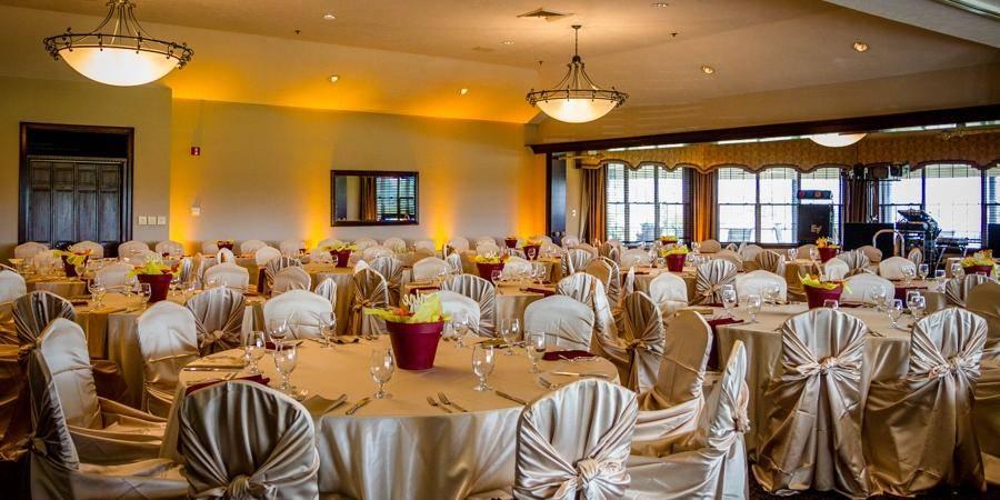 Fox Meadow Country Club wedding Cleveland