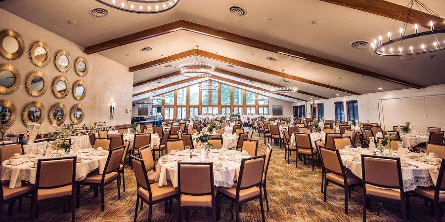 Majestic Oaks Golf Club wedding Minnesota