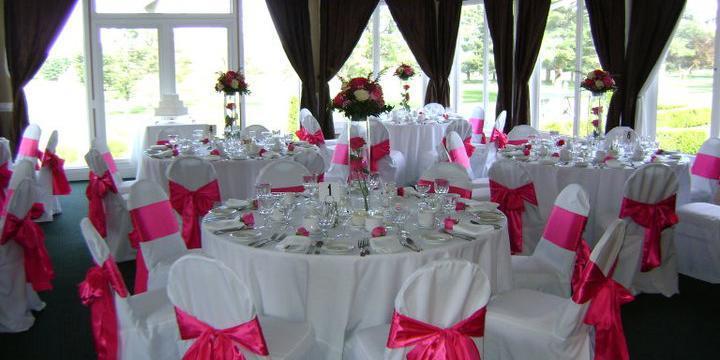 Montgomery Country Club wedding Baltimore