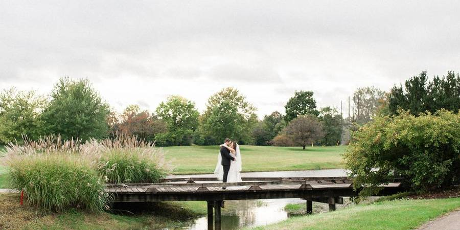 Ruffled Feathers Golf Club wedding Chicago