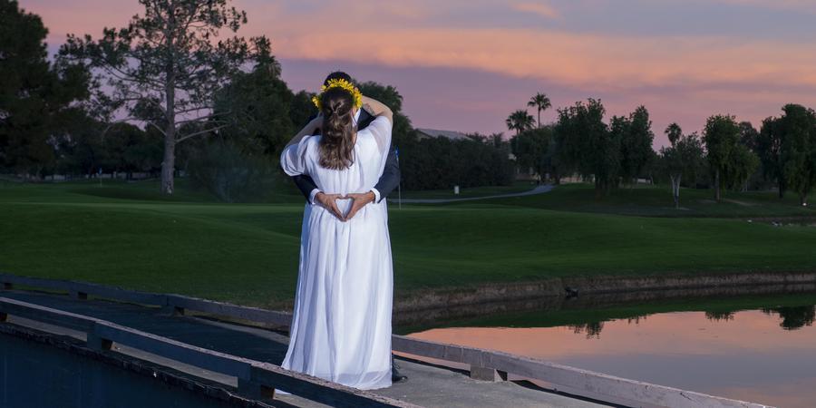Superstition Springs Golf Club wedding Phoenix/Scottsdale