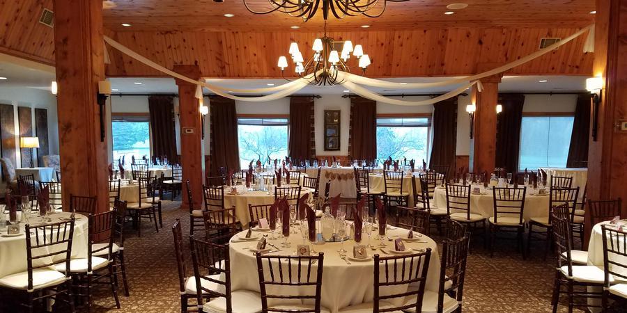 Tamarack Golf Club wedding Chicago