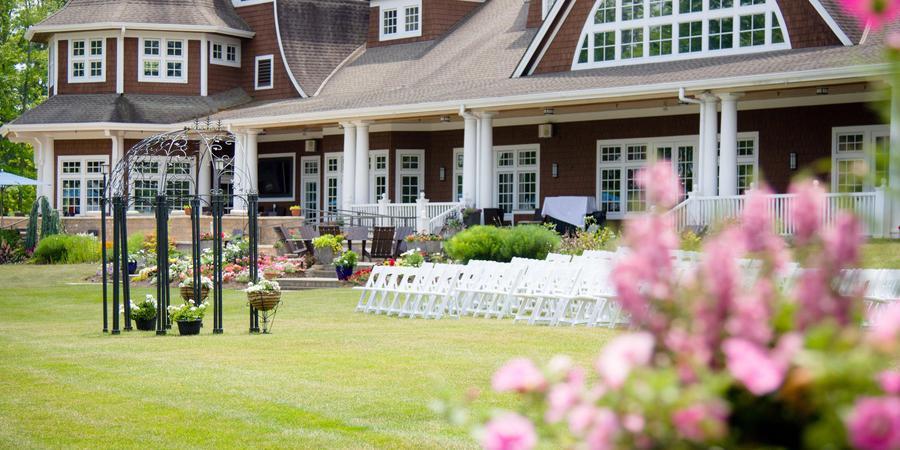 Tartan Fields Golf Club wedding Columbus