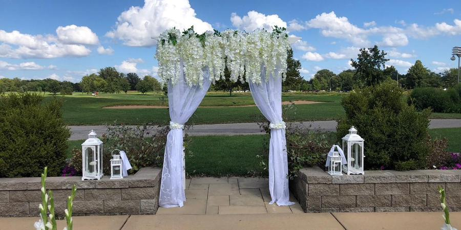 Forest Park Golf Course wedding St. Louis