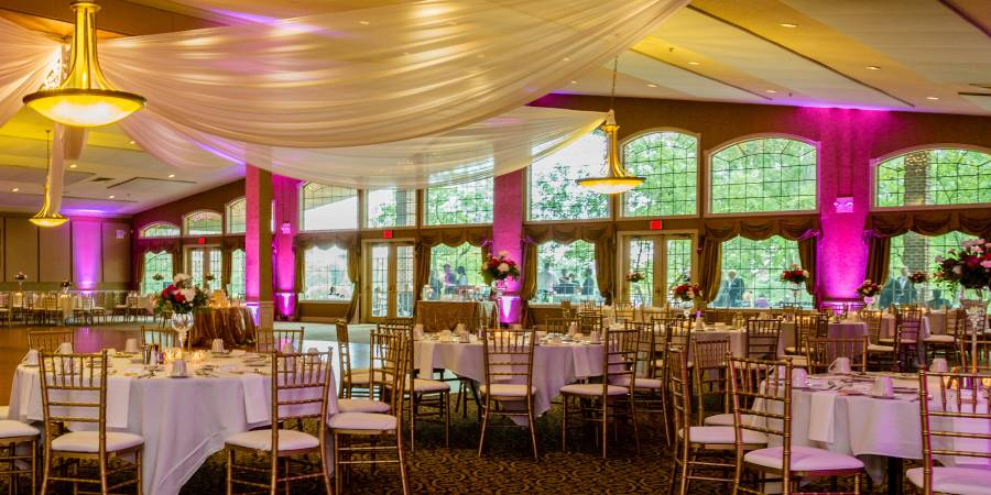 Weymouth Country Club wedding Cleveland